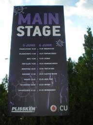 Τo πρόγραμμα στη Main Stage